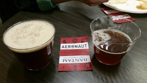 Aeronaut - Red Galaxy